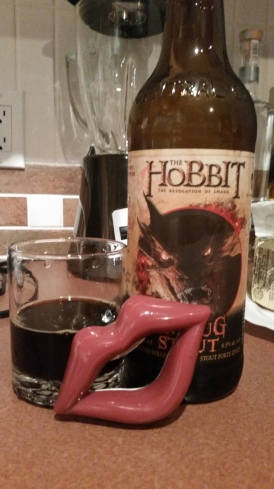 Smaug Stout - the hobbit