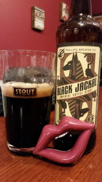 Black Jackal Stout