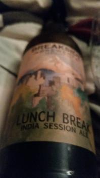 Lunch Break ISA