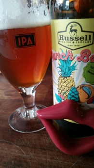 russell Punch bowl IPA
